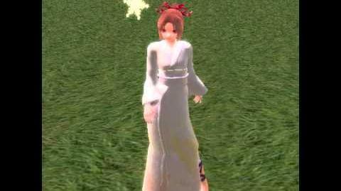 Rose Snow Crystal