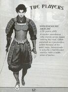 Samanosuke's bio