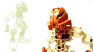 Jevik is epic bionicle custom matoran