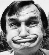 Funny face Man
