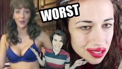 Ugly Youtuber embarrassing