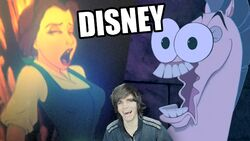 Disney paused
