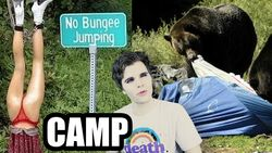 Camping FAIL Onision