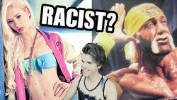 Racist celebs