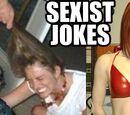 Worst Pickup Lines (+ Sexist Jokes)