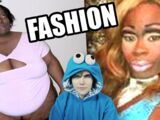 Ghetto Fashion Disasters (Bad Outfits)
