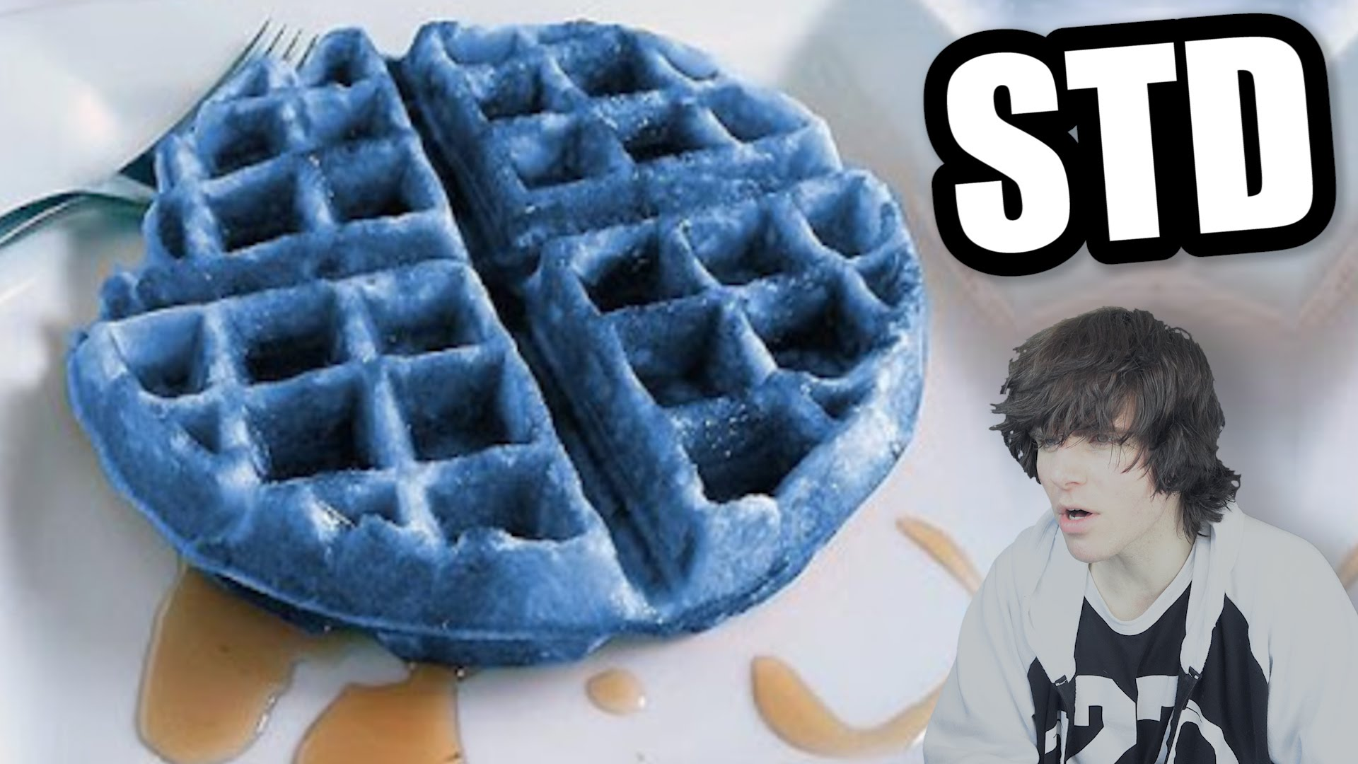 Blue Waffles Pictures - Images of Blue Waffles