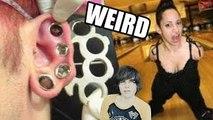 Crazy Weird People
