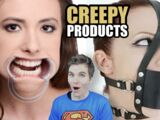 Creepy Things You Can Buy (Weird eBay Items)