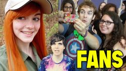 Onision fans
