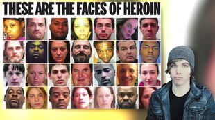 Meth & Heroin Abusers (Before And After)