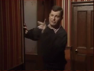 Ofah mike in nags corridor
