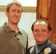 Ofah del and rodney in 2002 - drodney