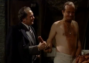 Ofah stage fright
