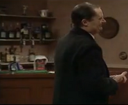 Ofah upstairs room bar