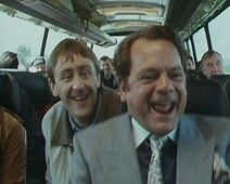 Del on the Jolly Boys Outing