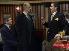 Driscoll brother talking to Boycie in 1988