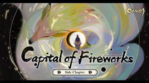 New Side Chapter - Capital of Fireworks - Onmyoji