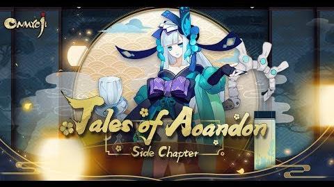 New Side Chapter - Tales of Aoandon - Onmyoji