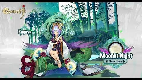 New Skin Available - Kaguya - Moonlit Night - Onmyoji