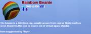 RainbowBeanie