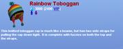 RainbowToboggan