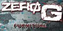 Sign zero g furniture