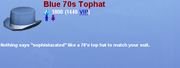 Blue70sTophat