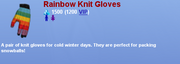 RainbowKnitGloves
