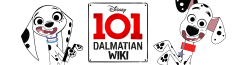 101 Dalmatian Street wiki wordmark