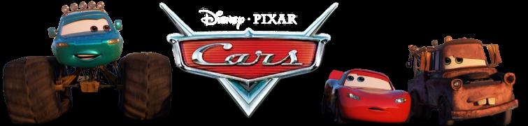 Cars wordmark