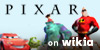 Pixar Wiki wordmark
