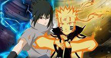 Kurama-Naruto-Sasuke