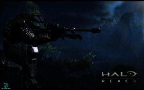 Halo Reach Nights Sorrow by AirForceHero