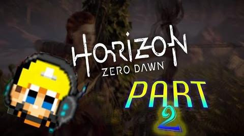 Bonfire Lit - Horizon Zero Dawn Part 2