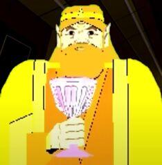 King Harkinian