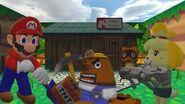 Mario Crossing New Horizons! - OnyxKing