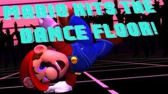 Mario Hits the Dance Floor - OnyxKing