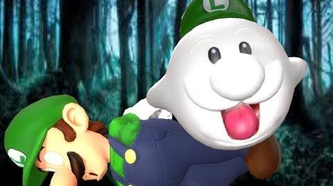 Halloween 2018 The End of Luigi?