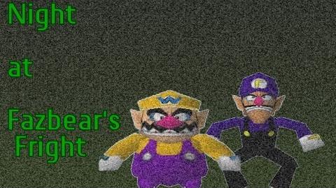 Super Wario 64 Bloopers Night At Fazbear's Fright (Act III)