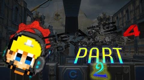 Badass Grampas and Annoying Robots - Gears of War 4 Part 2