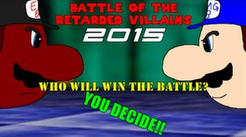 SM64 Bloopers Battle of the Retarded Villians 2015