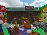 OnyxKing: Mario Crossing New Horizons!