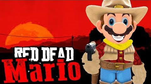 SM64 Red Dead Mario (A Red Dead Redemption 2 Video)