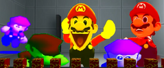 Mario's Emotions