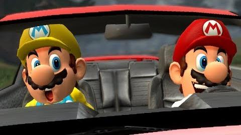 SM64 Bloopers The Driving Lessons