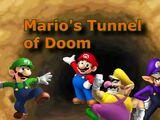 Halloween 2014: Mario's Tunnel of Doom (Very Scary)