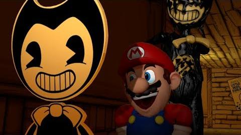 Mario And The Ink Machine Chapter 1 Ink Boat Bendy
