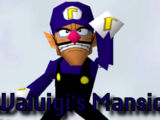 Super Wario 64 Bloopers: Waluigi's Mansion