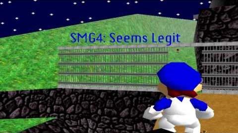 SM64 Bloopers Sleep Brawler